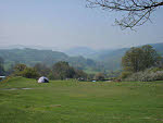 view of campsite near betws y coed