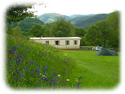 static caravan nr betws-y-coed for holidays in snowdonia